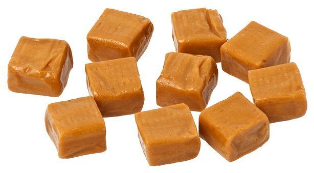Yorkshire, Fudge, Cream, Toffee, Caramel, Sweet, Food