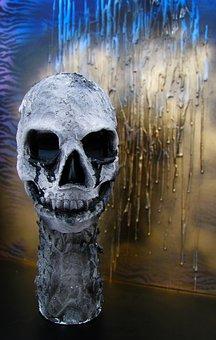 Skull, Handmade, Design
