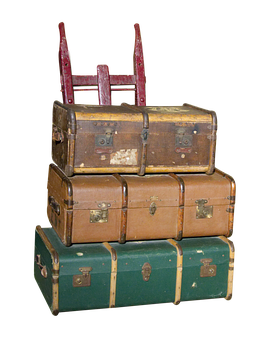 Case, Cases, Shut Case, Travel, Luggage, Holdall