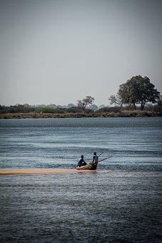 Okavango, Namibia, River, Safari, South, Wildlife