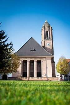 Luther Church, Luther, Reformation, Worms, Protestant