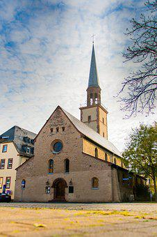 Worms, Reformation, Magnus Church, Church, Protestant