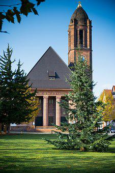 Luther Church, Worms, Reformation, Luther, Bible