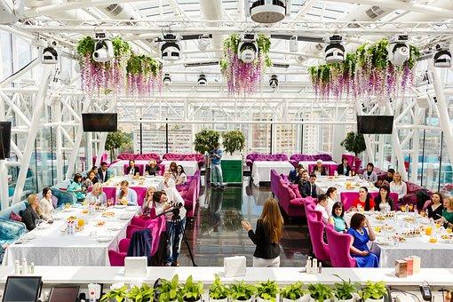 Banquet, Holiday, Restaurant