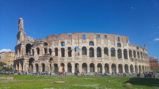 Rome, Capital, Colosseum, History, Italy, Monument