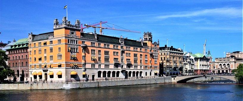 Stockholm, Building, Architecture, Rosenbad
