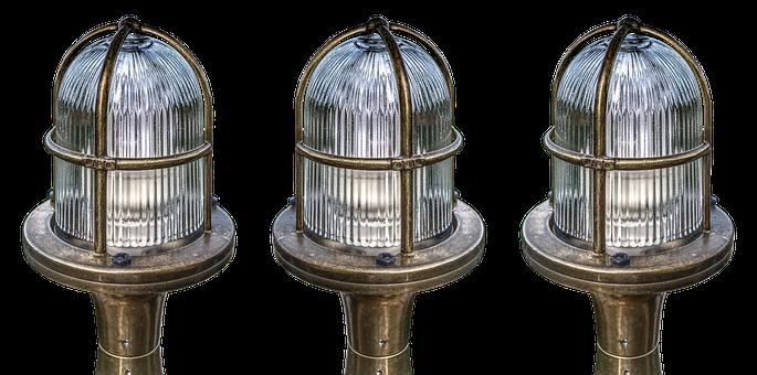 Lamps, Warning Lights, Light Signal, Attention