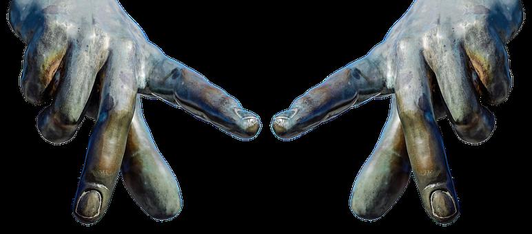 Hand, Finger, Characters, Symbol, Gesture, Contour