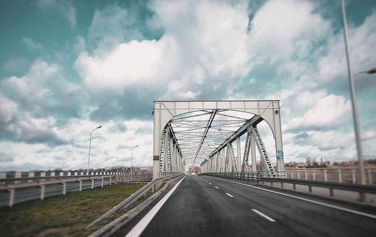 Bridge, Crossing, The Design Of The, Building