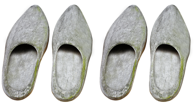 Wooden Shoes, Shoes, Garden Shoe, Holland, Netherlands