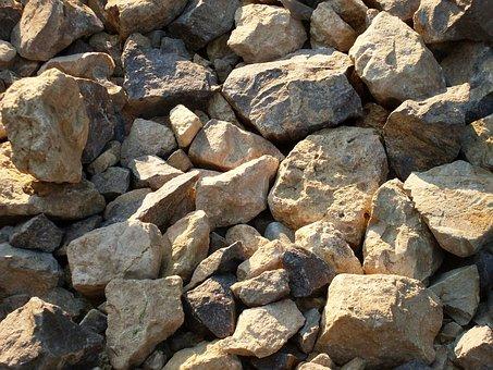 The Stones, The Sun, Heap, Debris, Slate