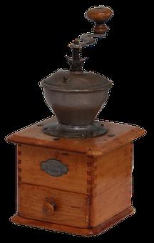 Grinder, Old Coffee Grinder, Old, Crank, Mill, Aroma
