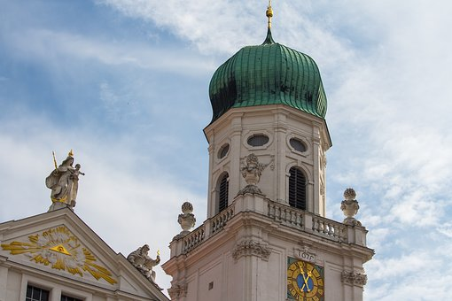 Passau, Dom, Passauer Stephansdom, Historic Old Town