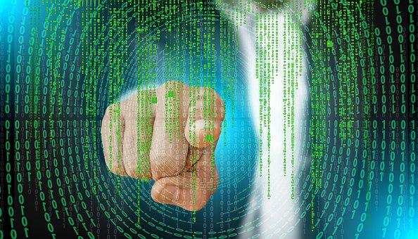 Matrix, Communication, Software, Pc, Virus, Computer