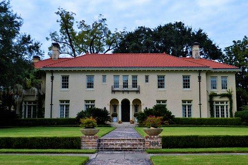 Luxury Home, Houston, Texas, River Oak Road