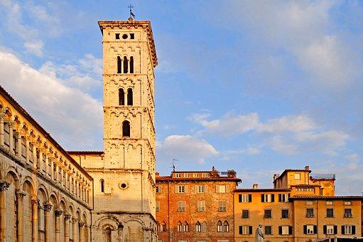Lucca, Duomo, Cathedral, Saint Martin, San Martino