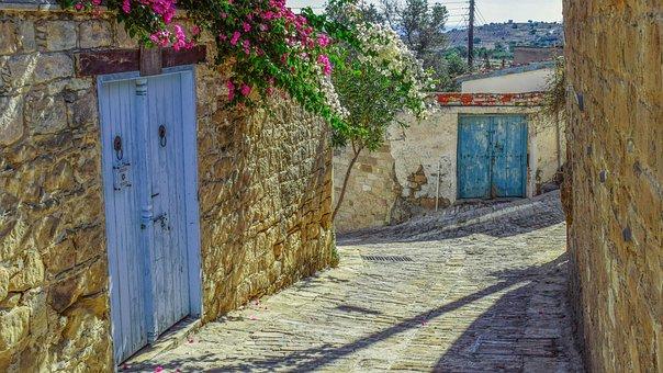 Street, Village, Architecture, Traditional, Backstreet