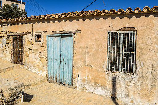 Old House, Abandoned, Decay, Village, Architecture
