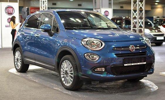 Fiat, 500x, Suv, Car, Automotive, Auto, Automobile
