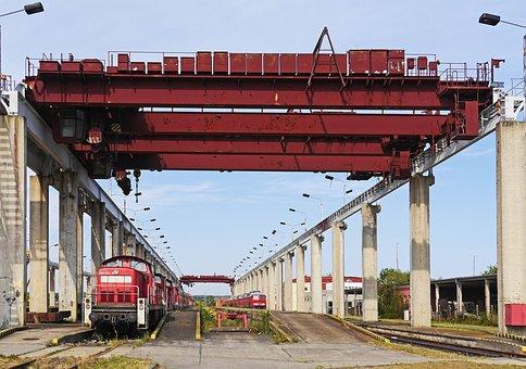 Container, Portal Cranes, Bridge Cranes