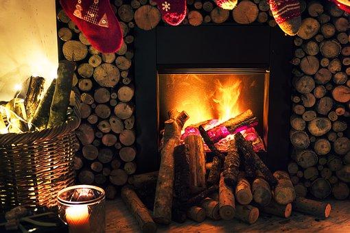 Celebrate, Celebration, Chimney, Christmas, Decorate