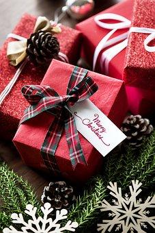 Box, Card, Celebrate, Celebration, Christmas, Decorate