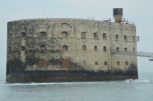 Charente, Fort Boyard, Charente-maritime, Landscape