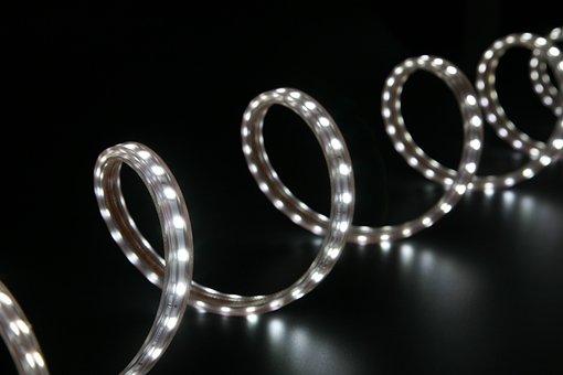 Led, Led Strip, Lights, Festive, Decoration