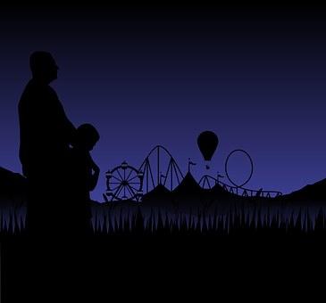 Fairground, Circus, Fair, Tent, Fun, Park, Attraction