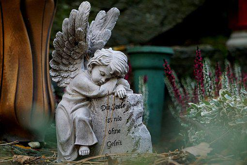Angel, Grave Of Angels, The Tomb Spell, All Saints