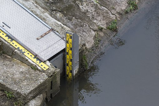 Water Level, High Water, Water, Flood, Flooded