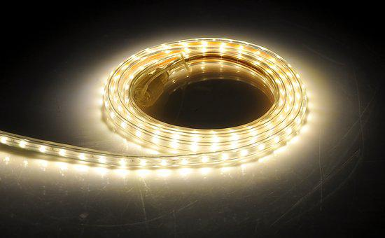 Led, Led Strip, Lights, Festive, Decoration