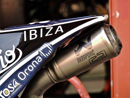 Akrapovic, Moto Gp, Ibiza, Motorcycle, Exhaust, Sport