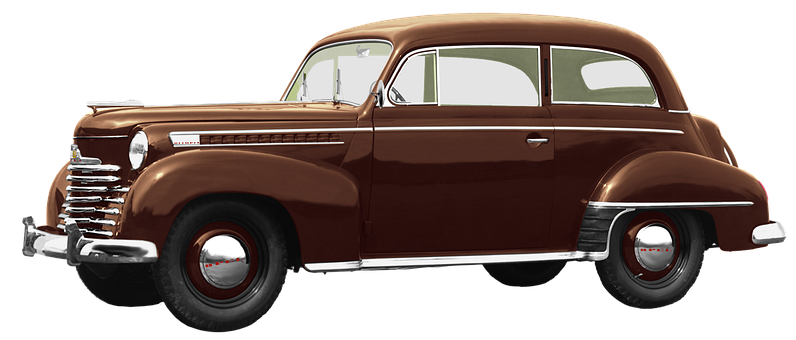 Opel, Olympia, Limousine, 2-door, Years 1951-1952