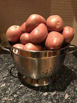Potatoes, Spuds, Irish Potatoes