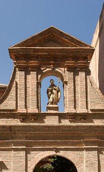 Nuestra Señora De Las Angustias, Monastery, Bishop