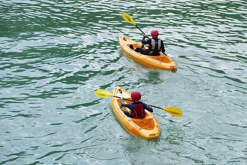 Boats, Rowing, Water, Row, Lake, River, Summer, Fishing