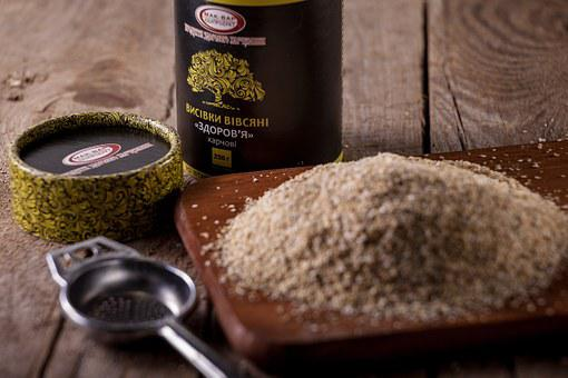 Natural Products, Bran, Oat Bran, Diet Products