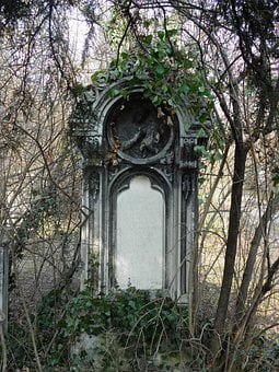 Grave, Cemetery, Old Cemetery, Graves, Mood