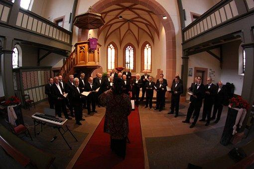 Church Choir, Choir, Church, Choral Singing