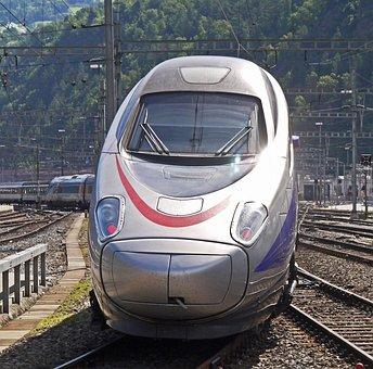 Ice, Milan, Geneva, Egghead, Etr 610, Trenitalia