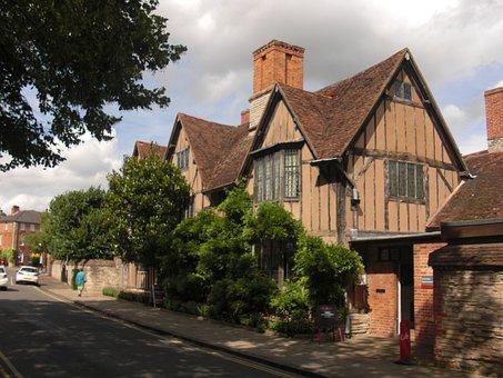 Halls Croft, Stratford-upon-avon, Shakespeare