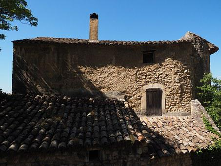 House, Stone House, Building, Architecture