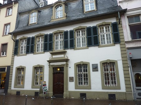 Trier, Karl Marx House, Home, Karl Marx, Museum, Facade