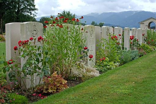 War, World War, Memorial, Cemetery, Faith, Mourning