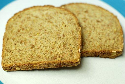 Bread, Slices, Food, Healthy, Wheat, Ezekiel, Natural