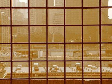 New York, Usa, Manhattan, Ground Zero