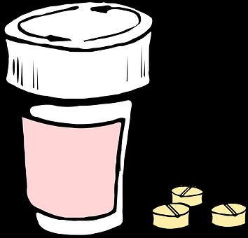 Pill, Bottle, Label, Medical, Drug, Prescription