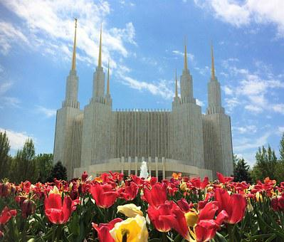 Mormon, Lds, Temple, Saints, Latter-day, Worship, Jesus
