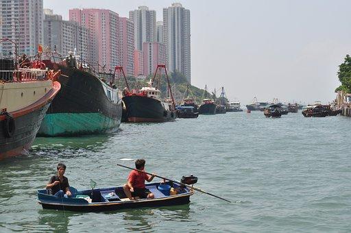 Boat, Water, Fishing Boat, Travel, Sea, Vessel